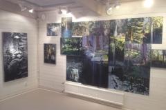 Utställning tema Skog