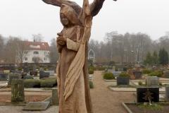 Ängeln, Osby kyrkogård